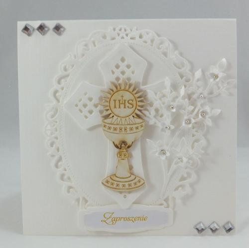 kartka ręcznie robiona, życzenia,imieniny, urodziny, ślub, komunia, chrzest, roczek, wykrojnik (80)