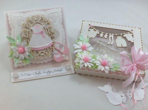 kartka ręcznie robion, życzenis ślub, chrzest, urodziny imieniny, rocznica, wykrojnik (13)