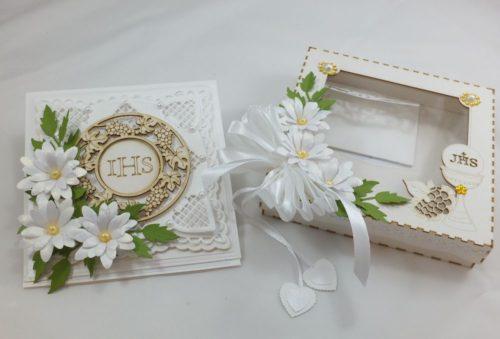 kartka ręcznie robiona, życzenia,imieniny, urodziny, ślub, komunia, chrzest, roczek, wykrojnik (49)