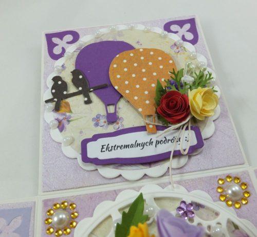 kartka ręcznie robiona, chrzest, komunia, prymicje, urodziny, ślub, haft pasja (10)