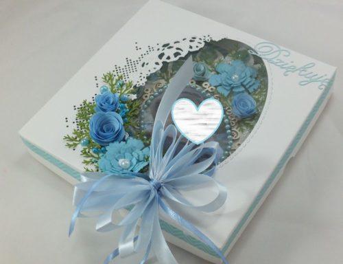 kartka ręcznie robiona, chrzest, komunia, prymicje, urodziny, ślub, haft pasja (101)