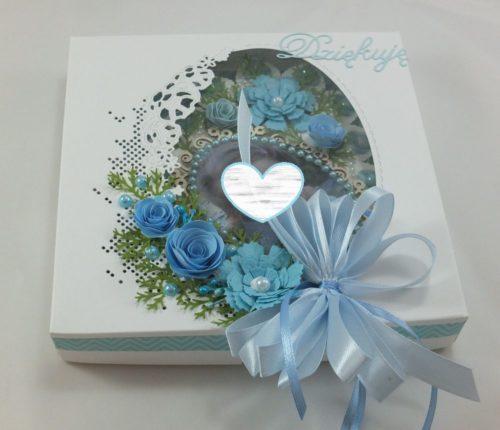 kartka ręcznie robiona, chrzest, komunia, prymicje, urodziny, ślub, haft pasja (102)