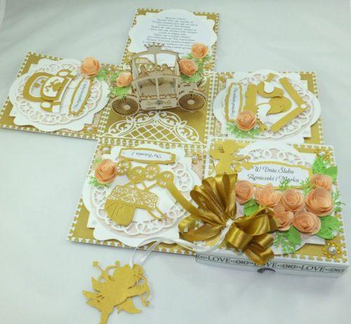 kartka ręcznie robiona, chrzest, komunia, prymicje, urodziny, ślub, haft pasja (112)