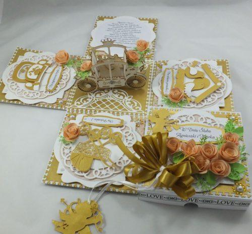 kartka ręcznie robiona, chrzest, komunia, prymicje, urodziny, ślub, haft pasja (113)