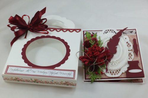 kartka ręcznie robiona, chrzest, komunia, prymicje, urodziny, ślub, haft pasja (5)