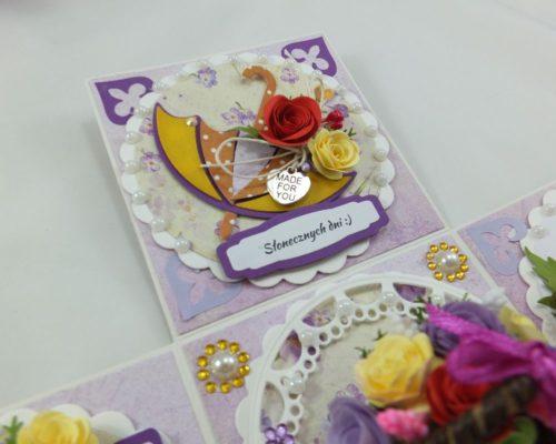 kartka ręcznie robiona, chrzest, komunia, prymicje, urodziny, ślub, haft pasja (9) - Kopia