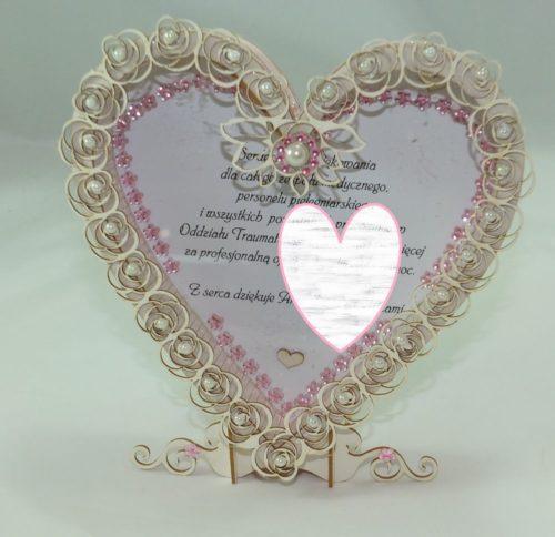 kartka ręcznie robiona, chrzest, komunia, prymicje, urodziny, ślub, haft pasja (95)