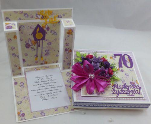 kartka ręcznie robiona, życzenia,imieniny, urodziny, ślub, komunia, chrzest, roczek, wykrojnik (64)