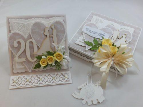 kartka ręcznie robion, życzenis ślub, chrzest, urodziny imieniny, rocznica, wykrojnik (1)