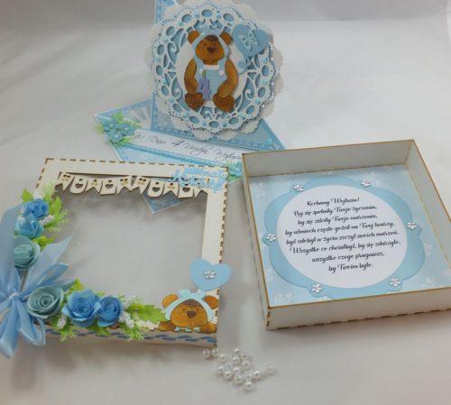 kartka ręcznie robiona, życzenia,imieniny, urodziny, ślub, komunia, chrzest, roczek, wykrojnik  (44)