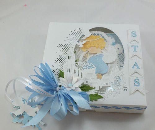 kartka ręcznie robiona, chrzest, komunia, prymicje, urodziny, ślub, haft pasja (14)