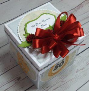 Aisab,kartki ręcznie roboione exploding box, komunia, urodziny, imieniny, rocznica, roczek, ślub, 18, rocznica, życzenia,DSCF4003 (22)