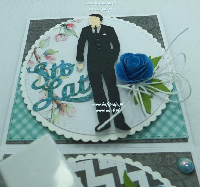 Aisab,kartki ręcznie roboione exploding box, komunia, urodziny, imieniny, rocznica, roczek, ślub, 18, rocznica, życzenia,DSCF4003 (3) - Kopia