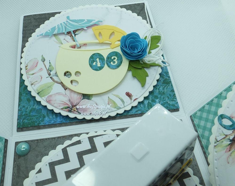 Aisab,kartki ręcznie roboione exploding box, komunia, urodziny, imieniny, rocznica, roczek, ślub, 18, rocznica, życzenia,DSCF4003 (4) - Kopia
