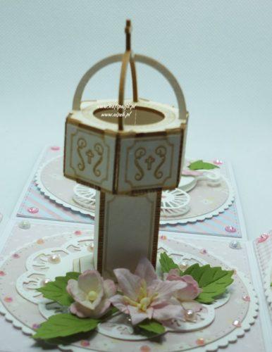 Aisab,kartki ręcznie roboione exploding box, komunia, urodziny, imieniny, rocznica, roczek, ślub, 18, rocznica, życzenia,DSCF4003 (41)